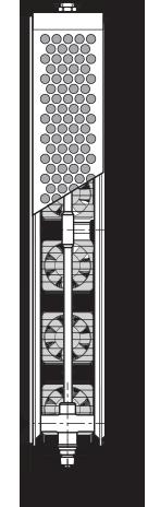 Radiator-convector Vogel&Noot ULOW-E2 22/500/400 - bicolor