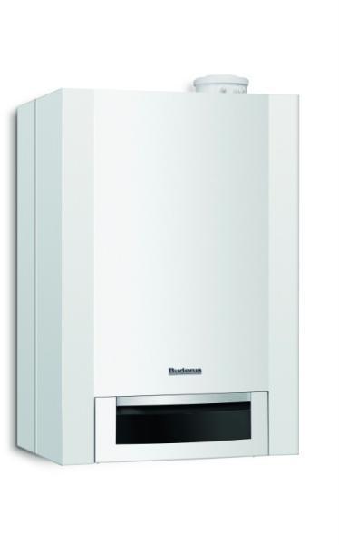 Centrala Buderus Logamax Plus GB 172 24T50 - 24KW INCALZIRE 30 KW ACM -condensatie si boiler incorporat