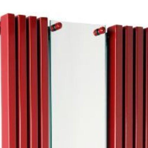 Radiator vertical cu oglinda 1500/625 Radox
