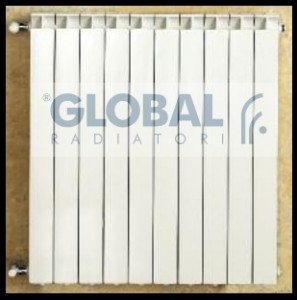 poza Elementi aluminiu  GLOBAL MIX 600