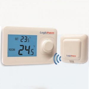 poza Termostat de ambient wireless Logictherm R3 RF