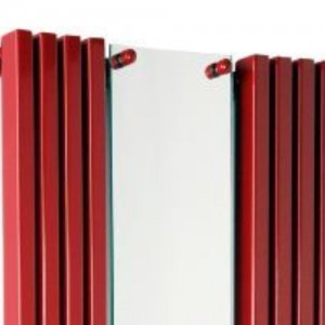 Imagine Radiator vertical cu oglinda 1500/625 Radox