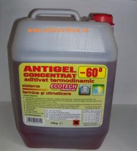 poza Antigel instalatii termice